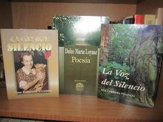 La Voz del Silencio, primera, segunda y tercera edición. Foto tomada en Miami, cortesía del Dr. Manuel Alfredo Galguera.