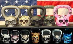Cool and Unusual Kettlebell Designs