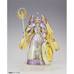 Myth Cloth - Athena (Kido Saori) God Cloth - import from Japan
