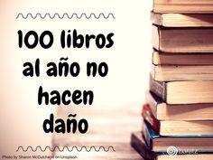 ¡100 libros al año n