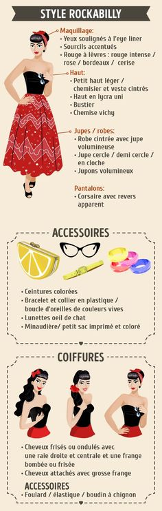 NET TOYS Kit Costume Rockabilly avec Lunettes de Soleil, Boucles d'oreilles et Foulard Tenue années 50 60 Habits Rock'n'Roll Accessoires vêtements