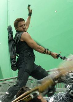 Hawkeye: the Sassinator