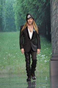 John Galliano at Christian Dior Fall 2008