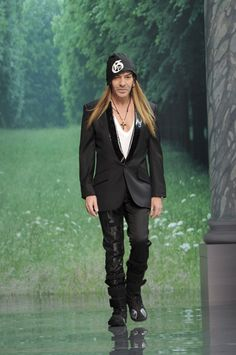 John Galliano at Christian Dior Fall 2008