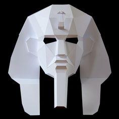 Set de máscara antigua de Egipto Faraón Anubis y por Ntanos