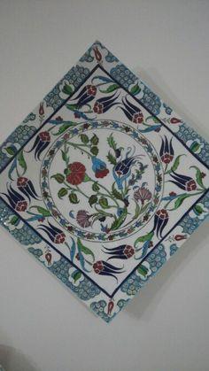 Oriental, Turkish Tiles, Moroccan Style, Tile Art, Persian, Organize, Ottoman, Pottery, Textiles