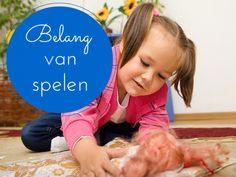 Spel: Belang van spelen - jufmaike.nl