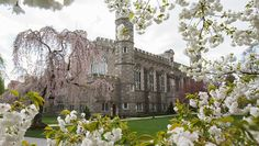 Bryn Mawr College. Need to try to make a side trip to visit the campus to see where one of my high school girls will be going. It's supposed to be gorgeous!