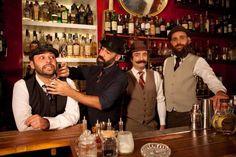 Cocktails Bars en el mundo: The Jerry Thomas Project (Roma)