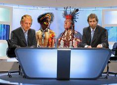 Ley de Medios: en el Gobierno aseguran que detrás de la compra de Radio 10 y C5N por parte de Cristóbal López están las comunidades wichis