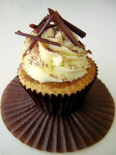 Tiramisu Cupcakes by Sweetest Kitchen