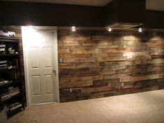 A great tutorial on how to do a pallet wall with helpful tips.