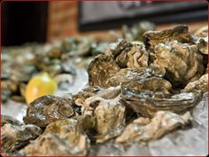 Vons Steak House & Oyster Bar - great selection of raw oysters from both the East and West Coast of North America. Oyster Bar Restaurant, Edmonton Restaurants, Raw Oysters, Prime Rib, Fine Dining, West Coast, North America, Seafood, Steak