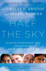 Nicholas D. Kristof and Sheryl WuDunn, Co-authors of Half the Sky and leaders in championing global women's rights. About the movement:  http://www.halftheskymovement.org/