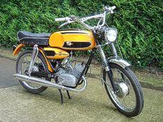 Moto Flandria 50 1971, Belgique, Europe
