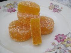I Dolci di Pinella: Pate de fruits à l'orange de Pierre Hermé....