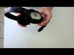 Sennheiser HD 201 Lightweight Over Ear Headphones | Dan Unboxing