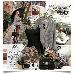 How To Wear Each photograph is a story Outfit Idea 2017 - Fashion Trends Ready To Wear For Plus Size, Curvy Women Over 20, 30, 40, 50