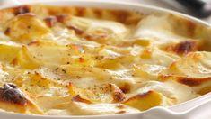 Pour un repas copieux à déguster en famille, concoctez le savoureux gratin dauphinois à tomber par terre. Une préparation chaude pour vous réchauffer et pour