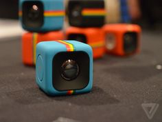 Polaroid veut rendre la photo ludique avec le Socialmatic et le C3. #ces2014