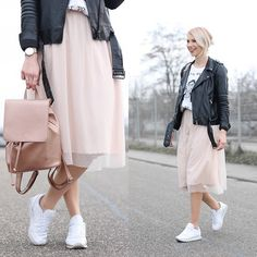 Lavie Deboite - - Tulle and Leather