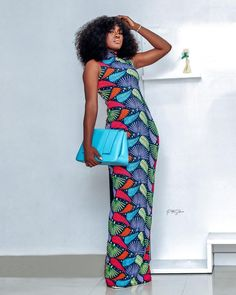 Alex Unusual- Keeping It Cool And Elegant Ankara Gown Styles, Unique Outfits, Gowns, Elegant, Cute, Dresses, Fashion, Vestidos, Classy