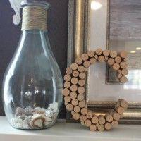 Riciclare i tappi in sughero: 35 buone idee