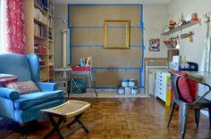 La Maison Boheme: Home Art Studio