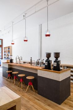Counter Culture Coffee Training Center / Jane Kim Design