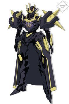 Robot Concept Art, Armor Concept, Robot Art, Fantasy Character Design, Character Design Inspiration, Character Concept, Anime Mech, Mecha Suit, Accel World