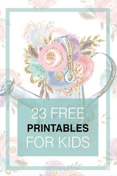 Style And Design Your Individual Enterprise Playing Cards In The Home Fixing Up The Nursery? Prepared To Tackle The Playroom? Look at These 23 Free Printables For Kids And Get Started With A Fun Budget Makeover. Diy Home Crafts, Fun Crafts, Crafts For Kids, Lamb Nursery, Sweet Dreams Baby, Gold Nursery, Home Fix, Porch Decorating, Decorating Ideas