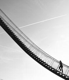 Stairway to heaven.                     By Xenia van den Brand
