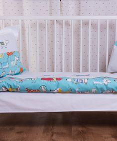 Lenjerie de pat din bumbac 100%, model cu dantelă - LNJ-58 - ArtDecor Toddler Bed, Model, Furniture, Home Decor, Child Bed, Decoration Home, Room Decor, Scale Model