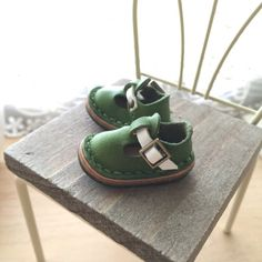 Real Leather:1/6 Blythe shoes/ by Amabiledoll on Etsy