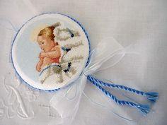 circular cross stitch ornament finishing tutorial /dairesel  çarpı işi-etamin süsü yapımı, anlatımlı