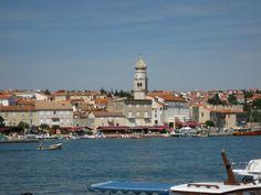 Krk...small Island in the Adriatic sea