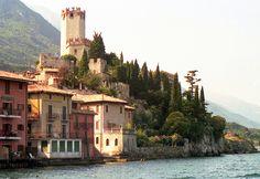 Que ver en el Lago di garda. Como llegar al lago di Garda - http://diarioviajero.es/italia/lago-di-garda/ #Italia