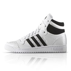 ADIDAS ORIGINALS WOMEN'S TOP TEN HI