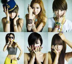 Beautiful T-ara    #T-ara #Kpop