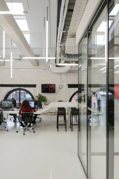 Gallery of Gazeta.ru News Agency Office / Nefa Architects - 13