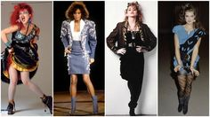 New Celebrity Outfit 80 . 8 Times Celebs Rocked Fashion Trends with Modern 80s Rock Fashion, 1980s Fashion Trends, 80s Trends, Look Fashion, Trendy Fashion, Fashion Tips, 80s Womens Fashion, Fashion Websites, Fashion Quotes