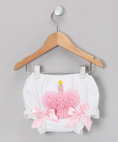 Take a look at this Pink Cupcake Diaper Cover - Infant & Toddler on zulily today!