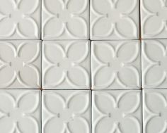 100 x 100 x 6 mm tiles. Inspiration from the middle ages and gothic church style.