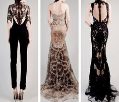 I'm in love with this whole collection. GEMY MAALOUF Couture Fall/Winter 2014/15