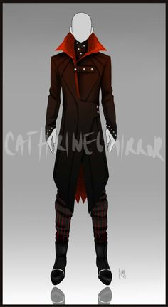 (CLOSED) Adopt Auction - Outfit 12 by cathrine6mirror