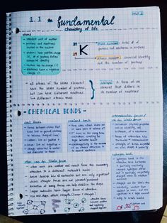 Chemistry is the best 💫 Chemistry Notes, Science Notes, Chemistry Help, Chemistry Lessons, Biology Lessons, School Organization Notes, Study Organization, Class Notes, School Notes