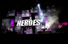 Heroes from Christ's Church of the Valley in Peoria, AZ | Church Stage Design Ideas