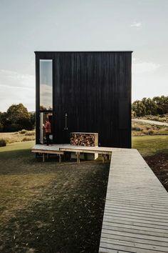 Australian Architecture, Residential Architecture, Interior Architecture, Black Architecture, Ancient Architecture, Sustainable Architecture, Landscape Architecture, Interior Design, Box Houses