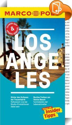 """MARCO POLO Reiseführer Los Angeles    ::  Erleben Sie mit MARCO POLO die Metropole am Pazifik intensiv vom Frühstück bis zum Nightcap. Mit dem MARCO POLO Reiseführer kommen Sie sofort in Los Angeles an und wissen garantiert, """"wohin zuerst"""". Erfahren Sie, welche Highlights Sie neben Hollywood, Sunset Strip und Venice Beach nicht verpassen dürfen, auf welchem Friedhof (!) Sie neben picknickenden mexikanischen Familien Open-Air-Filme und DJ-Partys erleben können und dass die Angelenos ech..."""