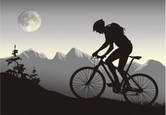 Bicycle Tattoo, Bike Tattoos, Bicycle Art, Bicycle Design, Rock Poster, Bike Poster, Mt Bike, Road Bike, Cycling Art